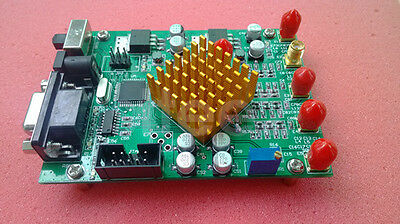 New 1HZ-100MHz AD9854 DDS Function Signal Generator Module + PC Control Software