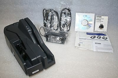 Epson TM-S1000 CaptureOne Check Scanner M236A A41A266511 MICR Check Reader