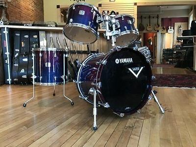 Yamaha Maple Custom Absolute Nouveau w/ 1980s Rodgers Snare Gibralter Intruder I