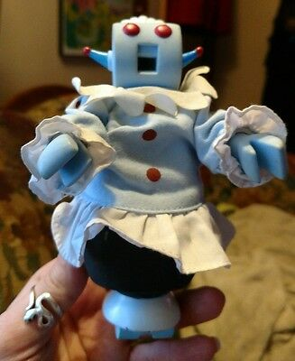 "The Jetsons ROSIE ROBOT 6"" Vinyl Figure by Applause 1962 - 1990"