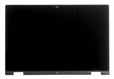 Dell Inspiron 13 7000 YD4WJ IPS FHD Touch LCD Screen Digitizer Bezel Assembly