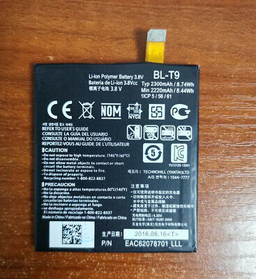 New BL-T9 BL T9 Battery For LG Nexus 5 Google 5 D820 D821 2300Mah
