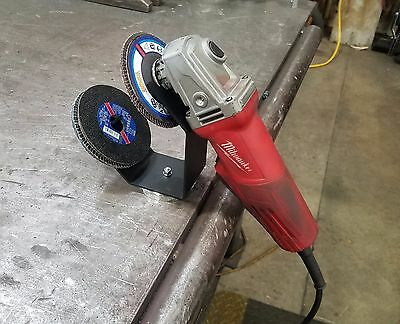 Magnetic Base Angle Grinder Stand / Holder / Support / Grinder Rest