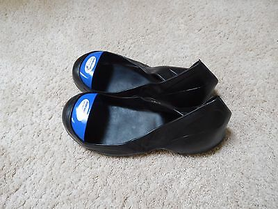 Wilkuro Safety Toe Shoe Covers Blue XLarge NEW