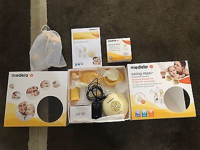 Madela Swing Maxi Double Breast Pump