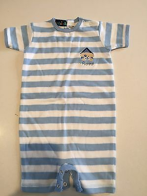 Boys Jumpsuit Size 1 New Without Tags