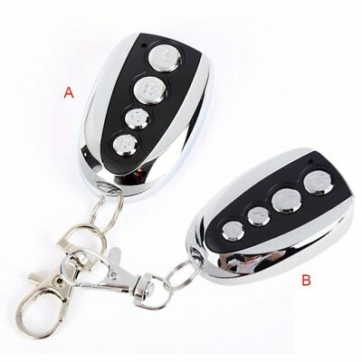 433mhz Universal Replacement Garage Door Gate Car Cloning Remote Control Key Fob