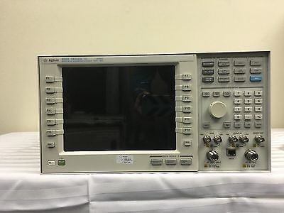Agilent HP 8960 Series E5515C Wireless Communications Test Set #0685 w/ Opt 002