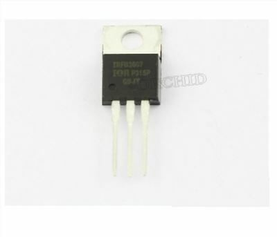 50pcs IRFB3607PBF IRFB3607 MOSFET N-CH 75V 80A TO-220 NEW HIGH QUALITY