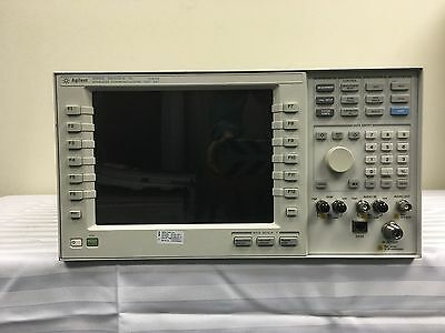 HP Agilent 8960 Series 10 E5515B Wireless Communications Test Set #0395 Opt 002