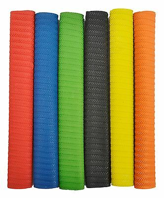 Anti Slip Bat Grip Premium Quality Rubber Cricket Bat Handle Replacement Durable