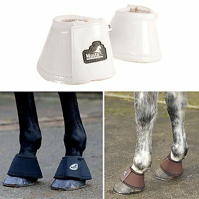 Masta Horse Neoprene OverReach With Hook & Loop Fastening Straps Safety Boots