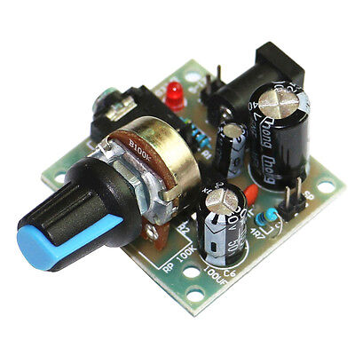 3V-12V LM386 Super MINI Amplifier Board DC Amplifier Amplifier Module Speak@X1C7