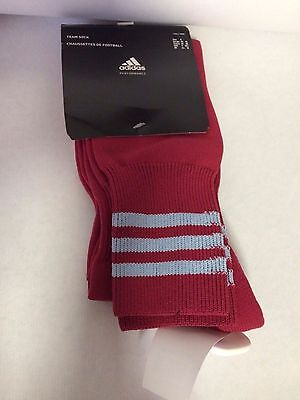CHAUSSETTES DE FOOTBALL TAILLE 44-46 MARQUE ADIDAS ( ref 1.1133)