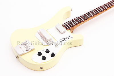 RGM50 Yes Chris Squire Bass Miniature Guitar