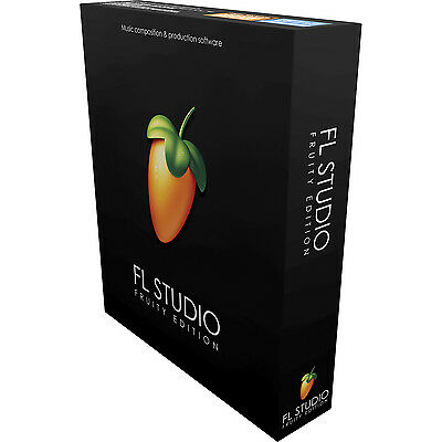 Image Line FL Studio Fruity Edition 12 VSTi instruments, sequencer pc-Windows