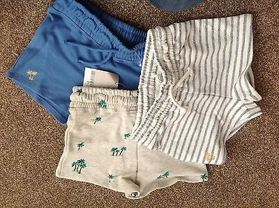 Next girls shorts - age 3-4 years - BNWT - RRP £12