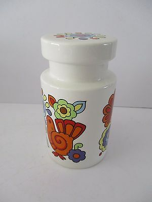 Lord Nelson Pottery Retro Flour Shaker - Gaytime