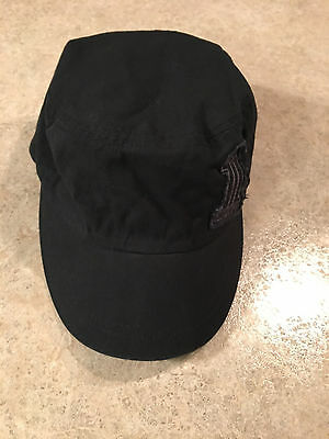Mint Condtion Harley-Davidson Black Painters Cap Free Shipping!