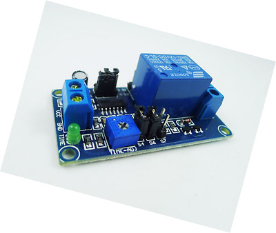 GERI® DC 12V Delay Relay Delay Turn On / Turn Off Switch Module with Timer