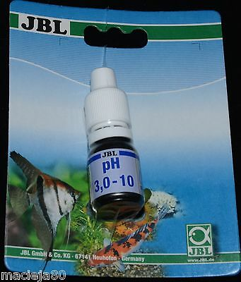 JBL pH 3,0-10 REFILL Test Kit