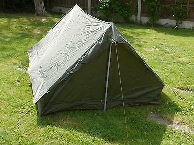 army surplus/military issue 2 birth combat tent