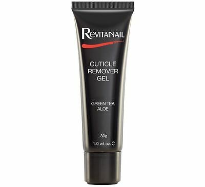 """Revitanail Cuticle Remover Gel 30g - """"Softens and Conditions Cuticles"""" NEW"""