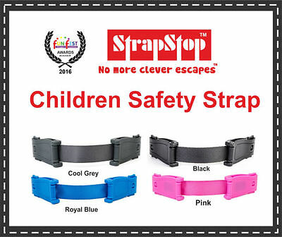 Car Seat Buggy Safety Strap Stop Anti-Escape Clip Belt Keep Arms In Harness