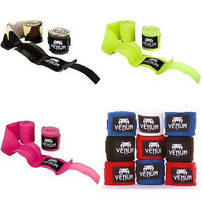 Venum Kontact Hand Wraps - 4M - Various Colours