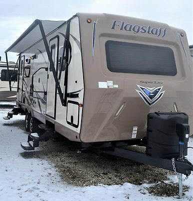 Travel Trailer Flagstaff Super Lt. 26RLWS RV Camper New and Used 5th Wheel Sales