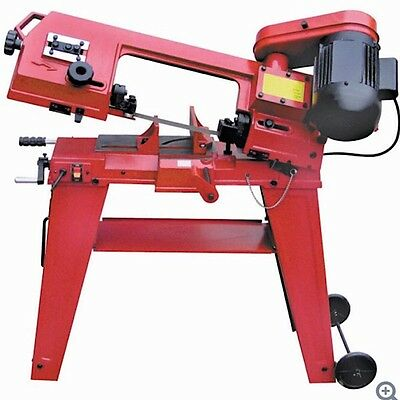 3 Speed!!! 1 HP 4 in. x 6 in. Horizontal Vertical Metal Cutting Band Saw NEW!
