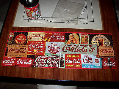 Coca-Cola Jigsaw Puzzle in a Can