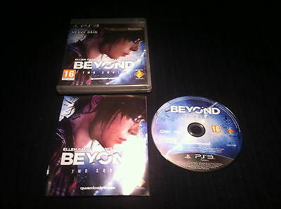 Beyond Two Souls - FRANCAIS - jeu Game console Playstation 3 - PS3