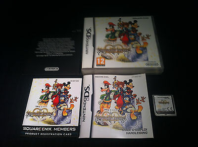 KINGDOM HEARTS RE:CODED - FRANCAIS - Jeu Game console Nintendo DS 3DS