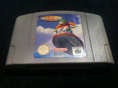 WAVE RACE 64 - jeu Game console Nintendo 64