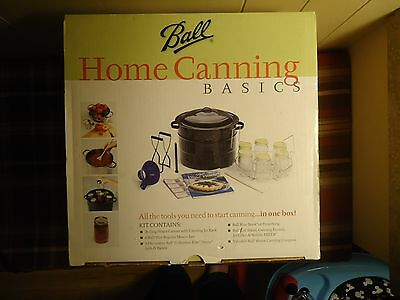 Ball Home Canning Basics Kit - NEW!!