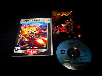 JAK X  -  FRANCAIS - PS2 - jeu game console Playstation 2