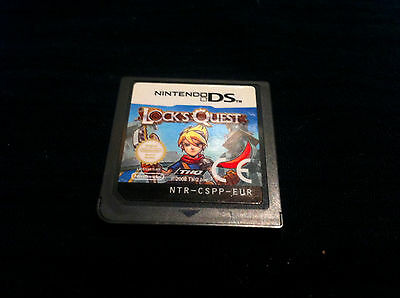 Lock's Quest - Jeu Game console Nintendo DS (3DS)