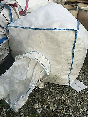 LOT of 50 (fifty), USED, FIBC BULK BAGS , SUPER SACKS  . **FREE SHIPPING**