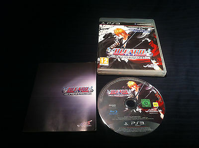 BLEACH SOUL RESURRECTION - FRANCAIS - jeu Game console Playstation 3 - PS3