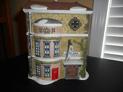 Dept 56- Kings Road Post Office- Dickens series