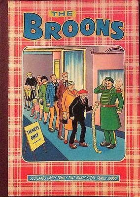 The Broons Annual 1981 - NF Condition