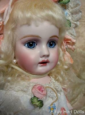 Jumeau Depose porcelain doll HEAD ONLY