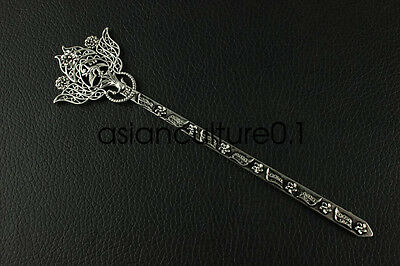 China new noble fashion Tibet silver carving Fancy Hairpin LMQQ123