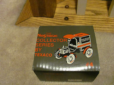1987  Texaco Ford 1905 Ford Delivery Van Die-Cast # 4 In A Series Ertl MIB