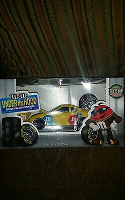M&M candy dispenser collectible Under The Hood