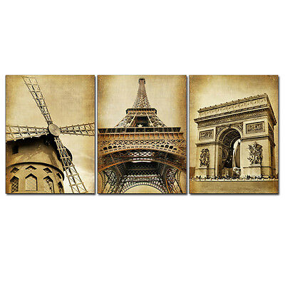 Canvas Print Painting Pictures Photo World Attractions Poster Wall Art Framed