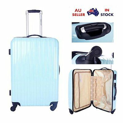 20inch Spinner Wheels Luggage Suitcase Trolley Travel Carry On Bag Lightweight