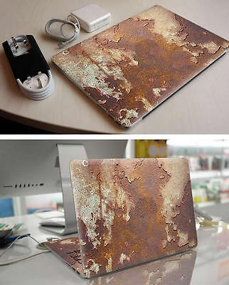 Laptop Creative Rust Sticker Skin Protector For ASUS N53