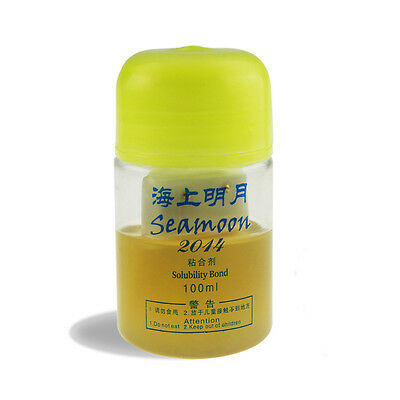 HAIFU Seamoon  Professional  Speed Glue Sponge booster / Rubber tune oil 100ml